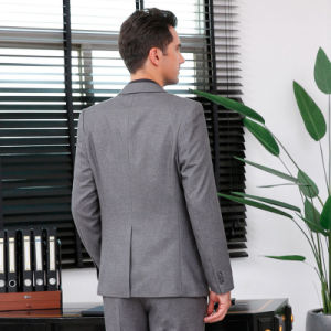 New Arrival Custom Made Slim Fit Men Suit for Business pictures & photos