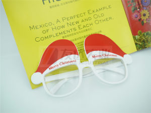 Santa Hat Party and Novelty Sunglasses (GGM-247) pictures & photos
