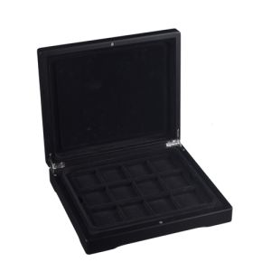 Ten Pieces of Black Money Wooden Packing Box