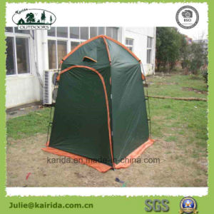Single Person Toilet Tent with Floor pictures & photos
