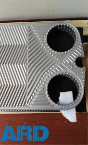 Plate Heat Exchanger Plate N40 Sigma48 Plate Titanium C2000 AISI304 AISI316 pictures & photos