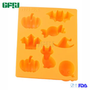 Halloween Theme DIY Food Grade Silicone Ice Cube Tray Soap Mold pictures & photos