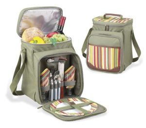 Promotional Insulated Ice Freezable Cooler Lunch Picnic Cooler Bag pictures & photos