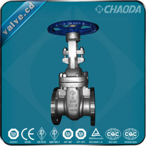 Stainless Steel Wedge Gate Valve pictures & photos