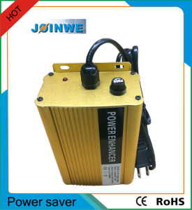Gold Color Aluminium Housing Power Saver for Family pictures & photos