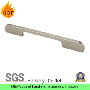 Factory Outlet Furniture Hardware Aluminum Kitchen Cabinet Handle (A 008)
