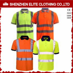 Custom Design Wholesale Cheap Workwear Safety Polo Shirt (ELTSPSI-26) pictures & photos
