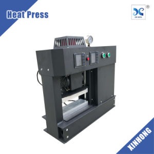 FJXHB5-E Dual Heat Electric Rosin Heat Press Machine with CE pictures & photos