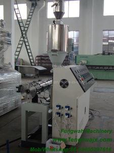 High Efficiency Single Screw Extrusion Machinery with Price pictures & photos