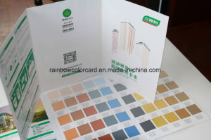 Color Card for Building Material Interior Paint pictures & photos