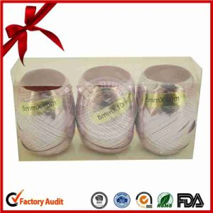 Embossed Matte Ribbon Egg for Christmas Gifts pictures & photos