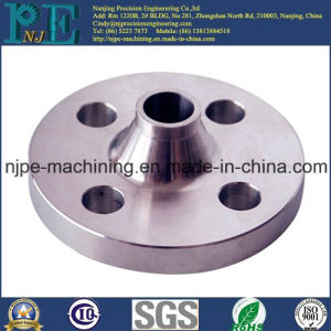 OEM High Class CNC Machining Stainless Steel Pipe Flanges