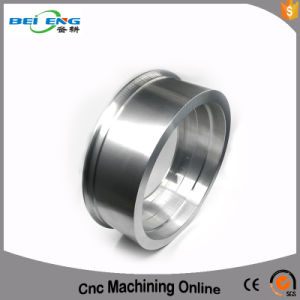 Customized CNC Aluminum Ring Precision Aluminum Machining Parts for Motorcycle