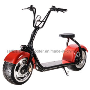 Brand New Stable Frame with Electric Disc Brake 12A Big Power Battery Harley Scooter