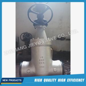 ANSI 300lb Stainless Steel Industrial Gate Valve pictures & photos