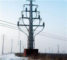 33kv Transmission Line Metal Steel Crossarm