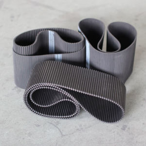 High Quality China Factory Rubber Timing Belt pictures & photos