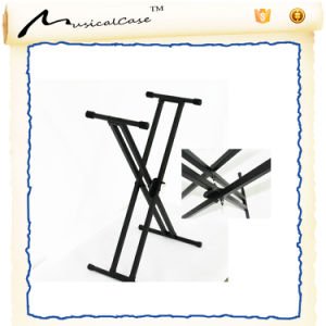 Iron Steel Hard Keyboard Stand for Promotion pictures & photos
