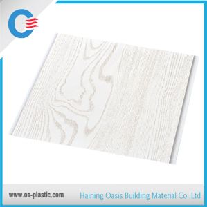 Wooden PVC Panel Laminated PVC Ceiling Construction Wall Material pictures & photos