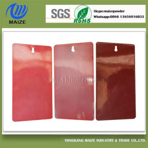 Decorative Powder Coating for Security Door