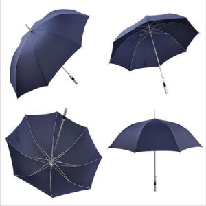 Simple and Elegant Fashion for Long Umbrella