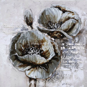 Home Decorative Abstract Flower Oil Painting pictures & photos