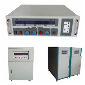 Vfp-S Series Variable Voltage Variable Frequency Power Source - 3kVA pictures & photos
