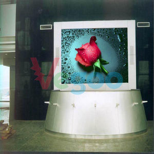 Vg Indoor Full Color LED Display Perfect Vision Effect 7.62mm