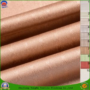 2017 Home Textile Waterproof Flame Retardant Woven Polyester Curtain Fabric pictures & photos