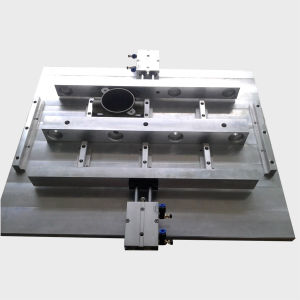 Machined Parts Aluminum Fixtures for Auto Parts pictures & photos