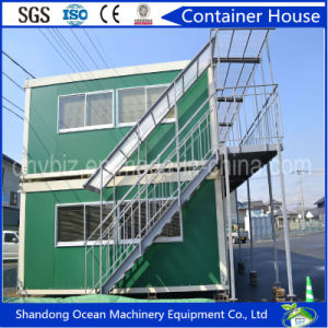 Easy Assembly Portable Container House of Sandwich Panels for Living and Warehouse From China pictures & photos