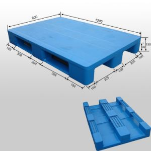 HDPE Plastic Pallet From China pictures & photos