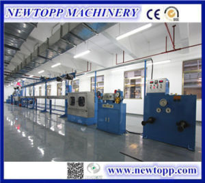 Automatic Feedback Type Physical Foaming Cable Extrusion Machine pictures & photos