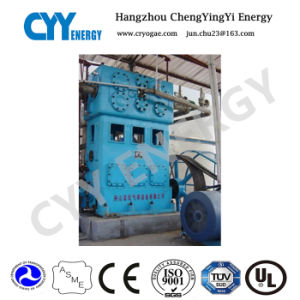 Five Stage Oil Free Water Cooling Piston Air Compressor pictures & photos