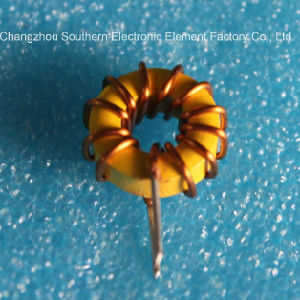 Lgh Toroidal Choke Coil & Wirewound Inductor for AC Power Supply pictures & photos