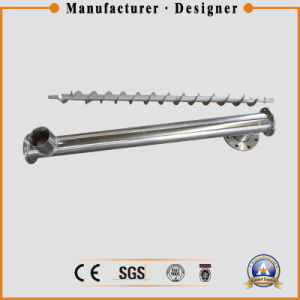 Multipurpose Stainless Steel Screw Conveyor for Food Manufacturer pictures & photos