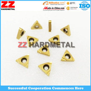 Thread Carbide Inserts for Steel Screw pictures & photos