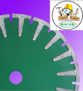 High Quality Customed Segmented Tungsten Carbide Tipped Circular Saw Blade