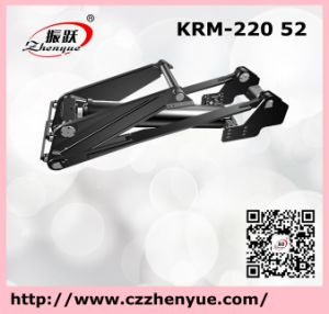 Krm-220 52′ Series Hydraulic Cylinder Used in The Lifting System of All Kinds of Dump Truck