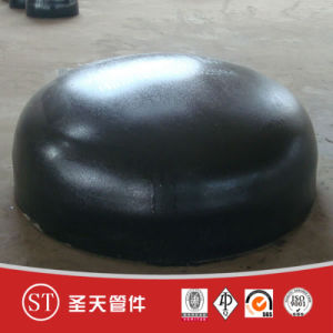 Carbon Steel Seamless Steel Pipe Cap pictures & photos