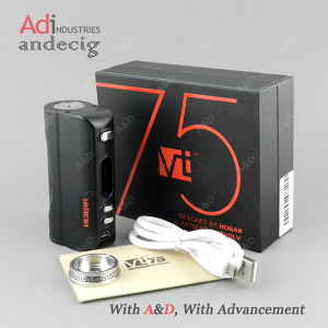 Newest Authentic Hcigar Vt75 Box Mod From a&D Industries pictures & photos