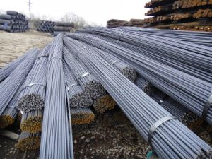 Hot Rolled Deformed Steel Rebar HRB400 pictures & photos