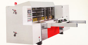 YM Model Rotary Die-Cutting Machine pictures & photos