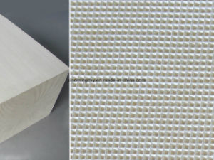 Honeycomb Ceramic Substrate of Catalytic Converter Cordierite Ceramic Honeycomb pictures & photos