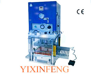 YF-180 Semi Automatic Pole Piece Die Cutting Machine
