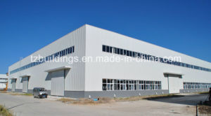 Economic Prefabricated Steel Structure Building pictures & photos