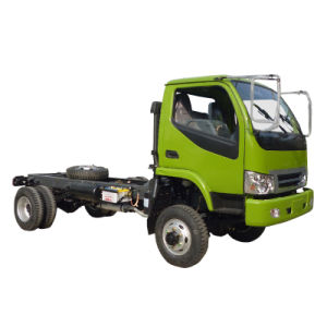 Ylh1030 Light Loading Weight 4*4 Truck Chassis/Mini Truck pictures & photos