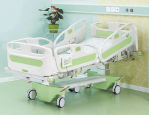 Multifunctional Electric ICU Bed with CE FDA Approved pictures & photos