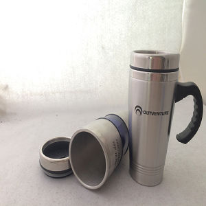 Stainless Steel Coffee Mug (CL1C-E62) pictures & photos