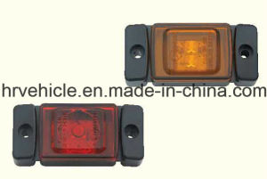 New LED Turn Lamp for Truck, LED Side Light pictures & photos